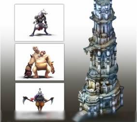 ソロプレイコンテンツ「試練の塔」