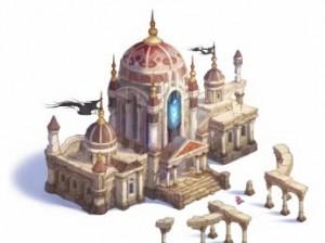 パーティプレイコンテンツ「封印された宮殿」