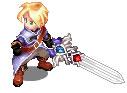 アルカ武器長剣