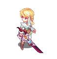 アルカブラッド魔法双剣