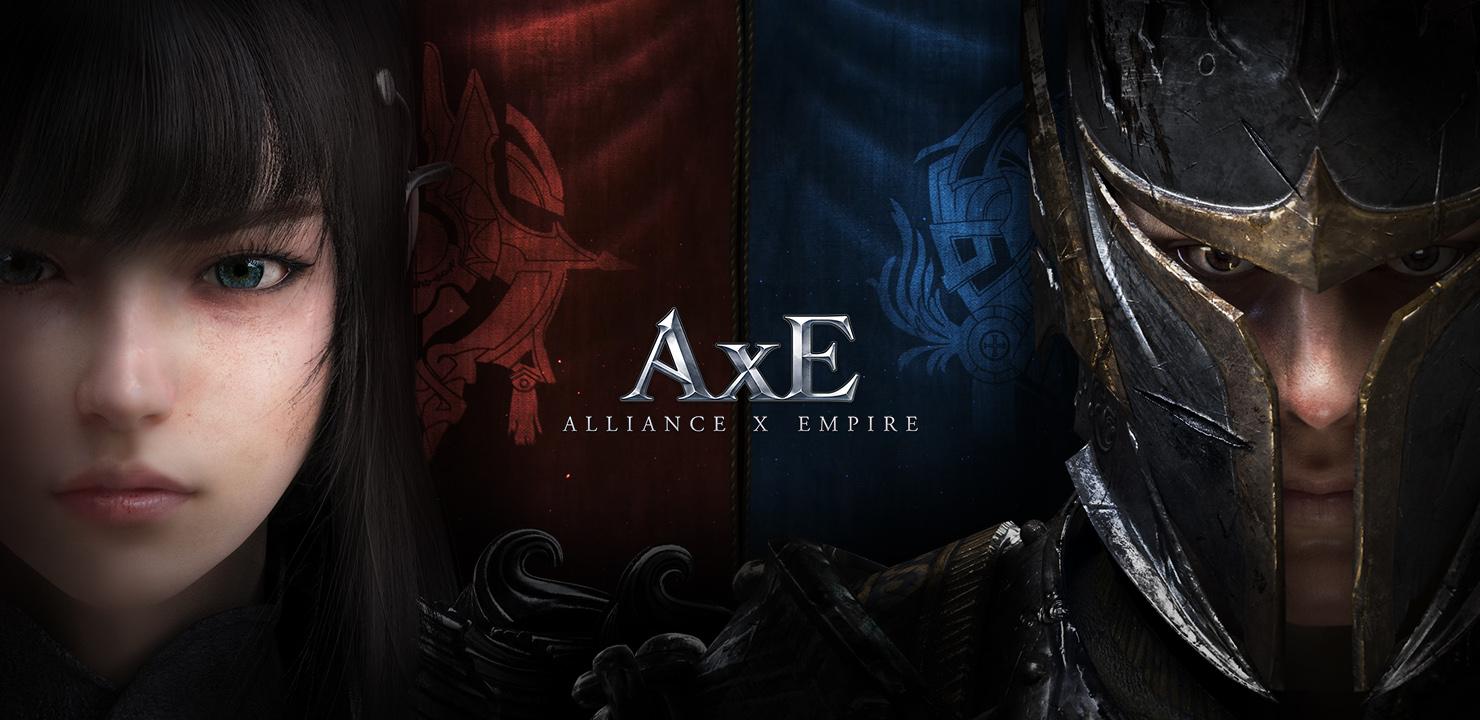 PKライクなスマホMMORPG【AxE(アックス)】が韓国で9月14日サービス開始